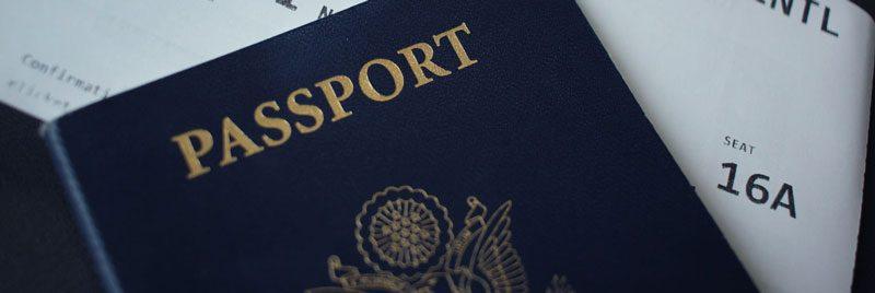 پاسپورت برای خرید بلیط چارتر خارجی