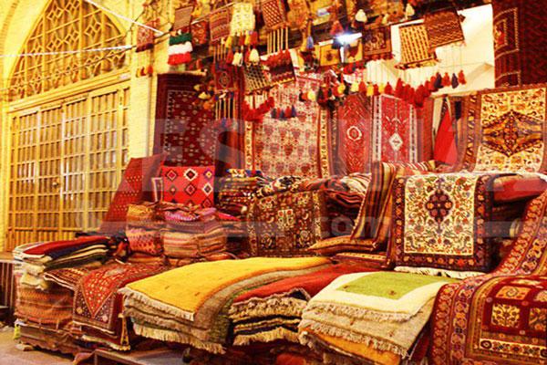 آدرس بازار وکیل شیراز
