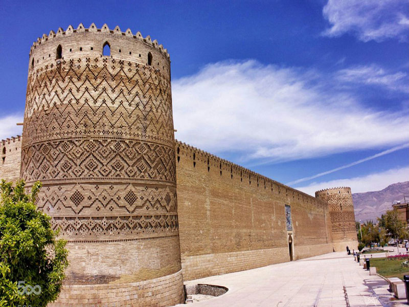 ارگ کریم خان زند شیراز