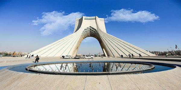 برج ازادی تهران بزرگ