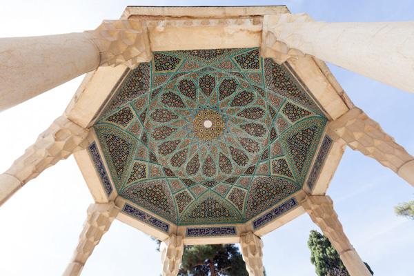 تاریخچه-آرامگاه-حافظ شیرازی