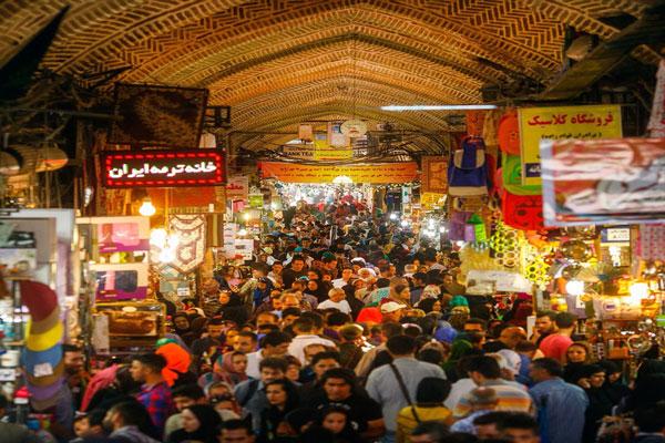 تاریخچه بازار بزرگ تهران ایران