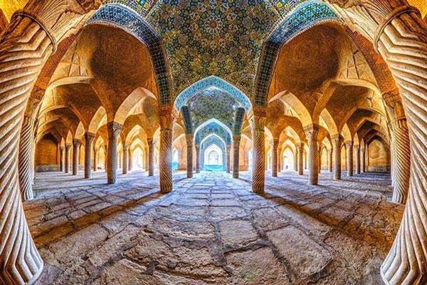 تاریخچه مسجد وکیل شیراز