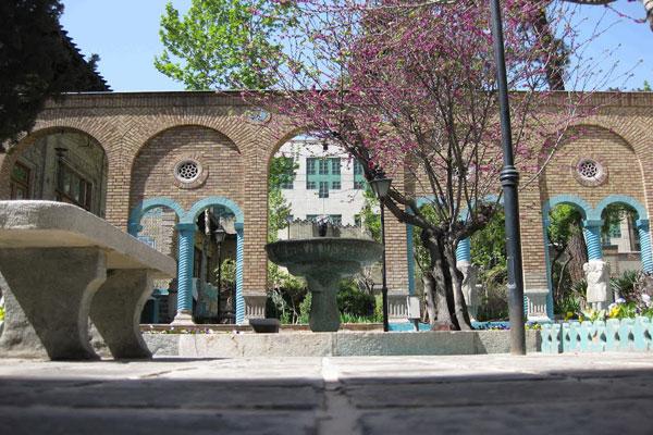 تاریخچه موزه مقدم تهران