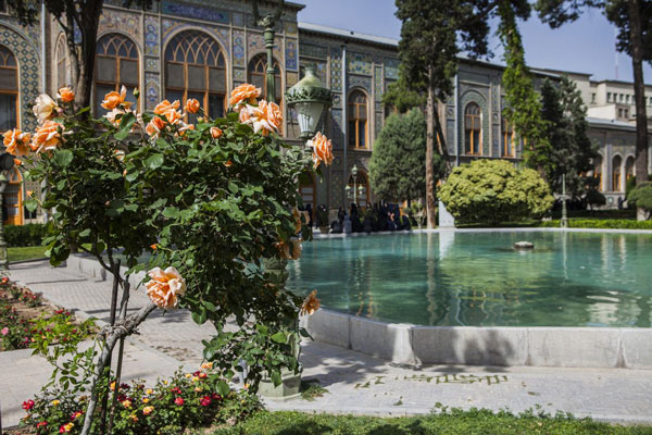 تاریخچه کاخ گلستان تهران