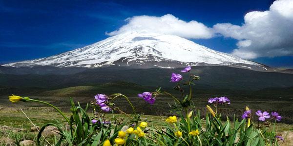 حقایق جالب در مورد کوه دماوند مرتفع