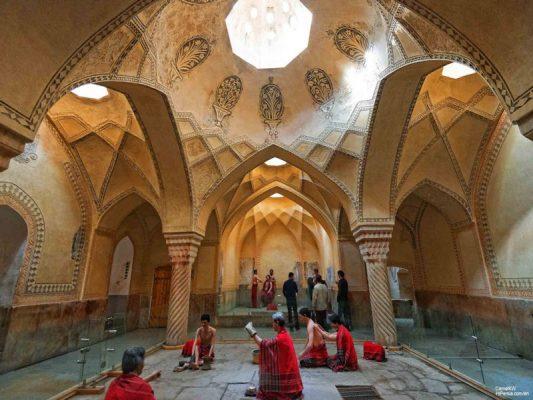 حمام-وکیل شیراز
