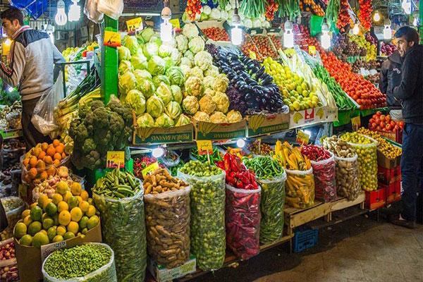 خرید در بازار سنتی تجریش تهران