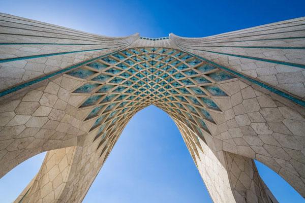 درباره برج آزادی تهران