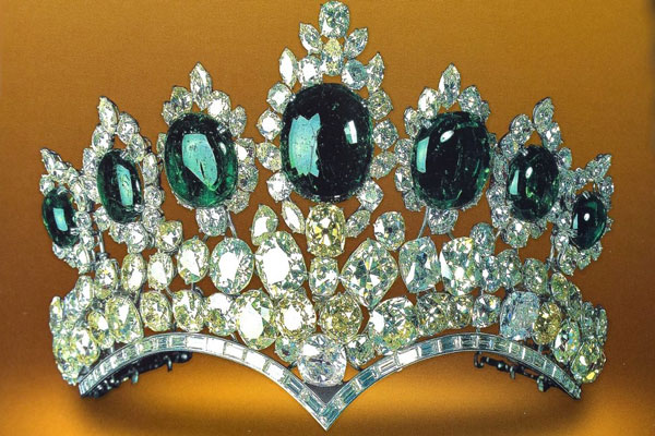 درباره موزه جواهرات ملی ایران