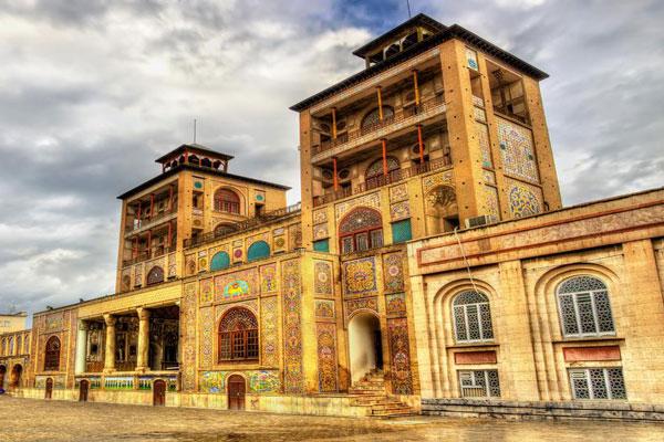 درباره کاخ گلستان در تهران