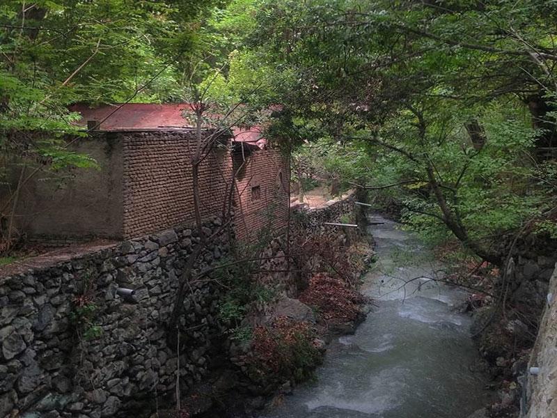 درکه مکانی بی نظیر برای استراحت در تهران