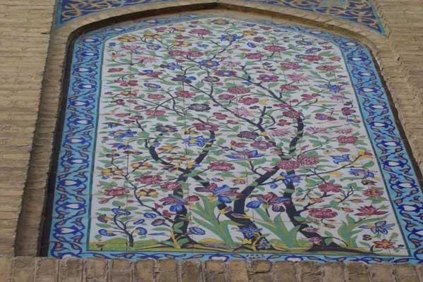 دیوار ندبه شیراز