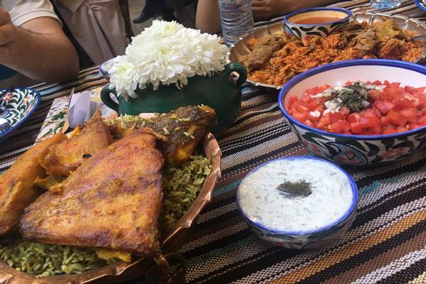 رستوران نزدیک مسجد وکیل
