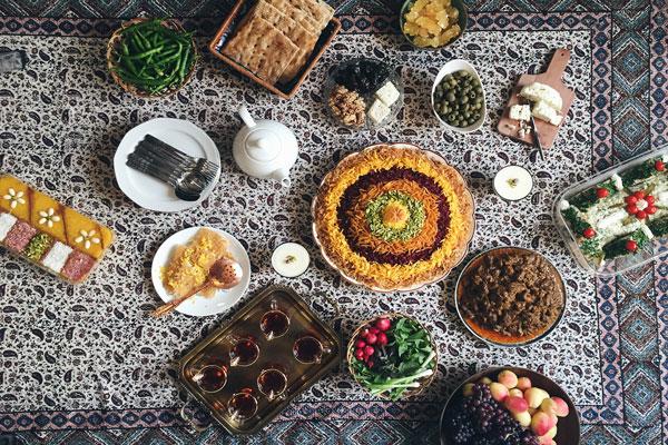 رستورانهای-نزدیک-موزه-پارس شیراز