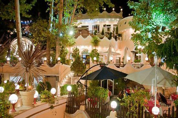 رستوران های درکه در تهران