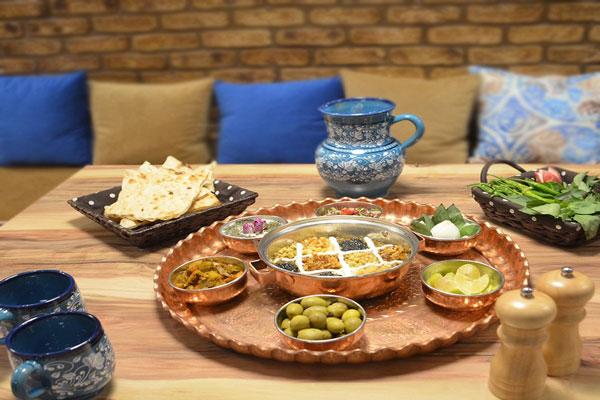 رستوران های نزدیک دربند تهران