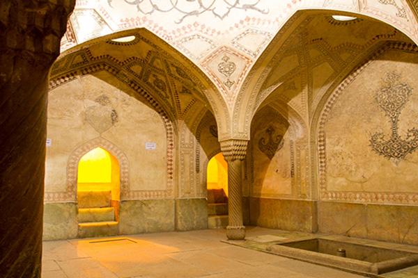 زمان بازدید ارگ شیراز