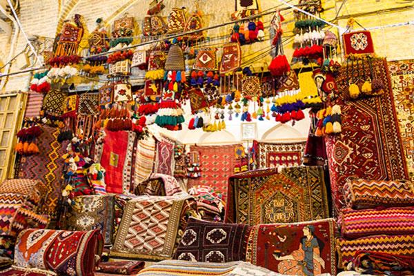 زمان بازدید از بازار وکیل شیراز