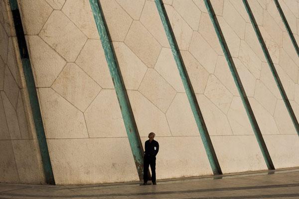 زمان بازدیذ از برج آزادی در تهران