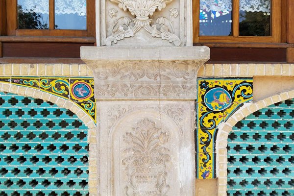 زمان بازدید از کاخ مسعودیه