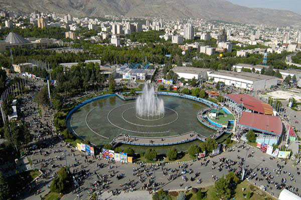 ساختار مرکز نمایشگاههای بین المللی تهران ایران
