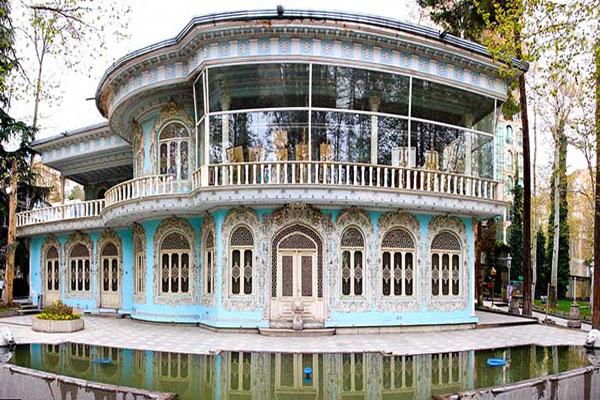 ساختار موزه زمان تهران