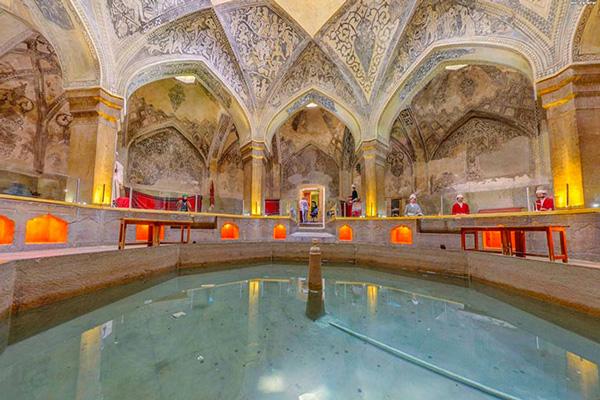 ساعات-بازدید-حمام-وکیل شیراز