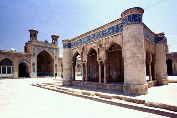 ضلع شمالی مسجد شیراز