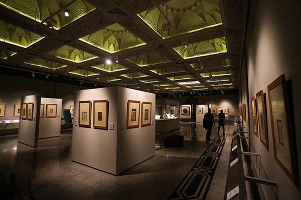 کتابخانه و موزه ملک تهران