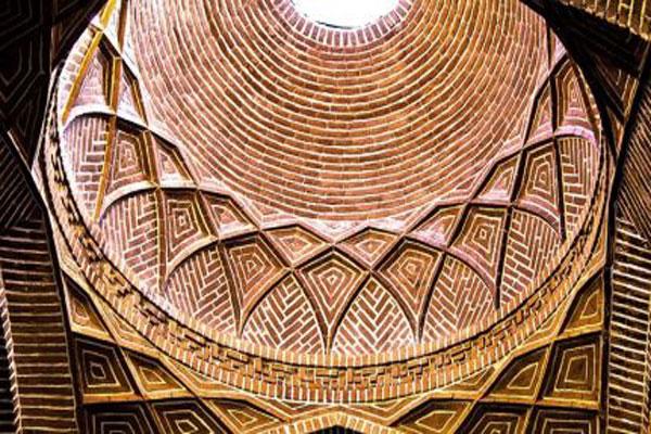 معماری بازار سنتی تجریش تهران