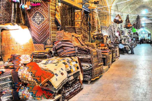 معماری بازار وکیل شیراز