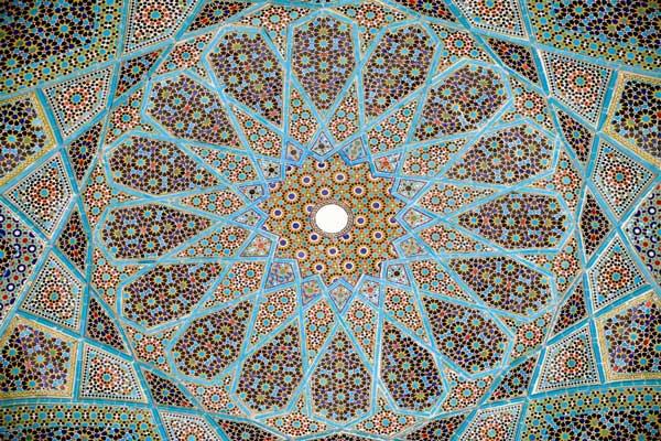 معماری-حافظیه شیراز