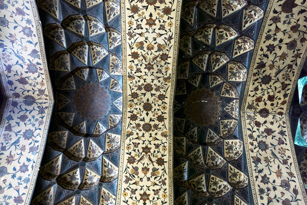 معماری موزه پارس شیراز
