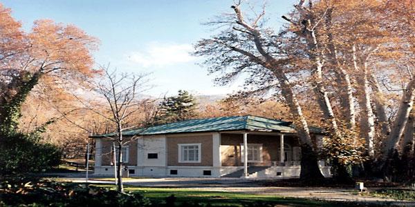 موزه استاد حسین بهزاد کاخ سعد آباد