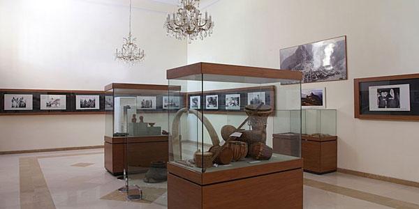 موزه برادران امیدوار سعد آباد