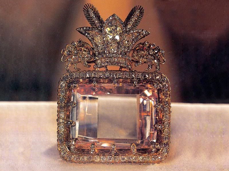 موزه جواهرات ملی فراتر از آنچه تصور می کنید