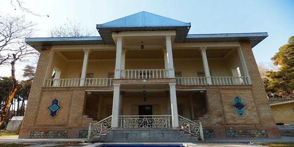 موزه خط و کتابت میرعماد سعد آباد