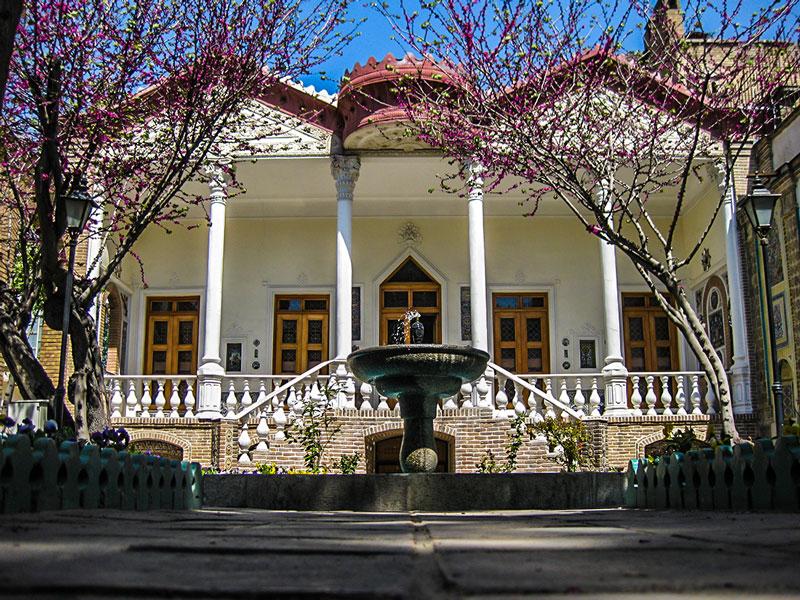 موزه مقدم خانه ای ارزشمند و تاریخی در تهران