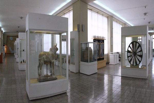 موزه هترهای اسلامی موزه ملی تهران