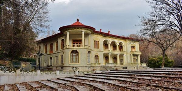موزه پوشاک سلطنتی سعد آباد