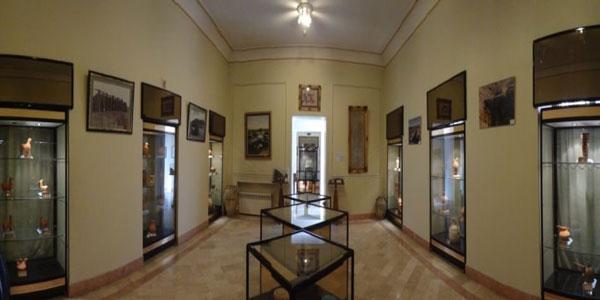 موزه ی آب کاخ سعد آباد