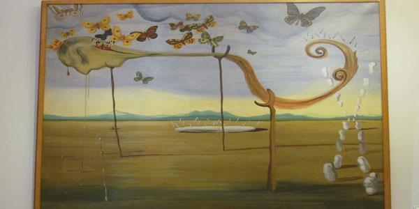 موزه هنرهای زیبا کاخ سعد آباد