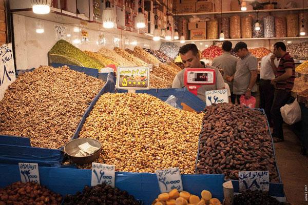 موقعیت مکانی بازار سنتی تجریش تهران