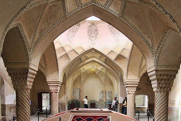 موقعیت-مکانی-حمام-وکیل شیراز