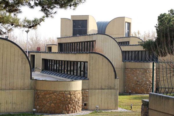 موقعیت مکانی موزه هنرهای معاصر تهران