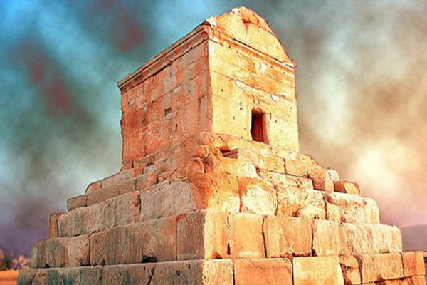 موقعیت-مکانی-پاسارگاد شیراز