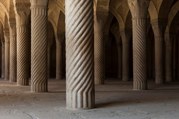 موقعیت مکانی شیراز