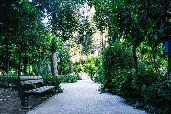 موقغیت-مکانی-موزه-پارس شیراز