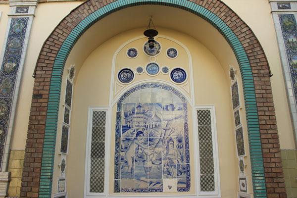 نمایشگاه موزه مقدم تهران